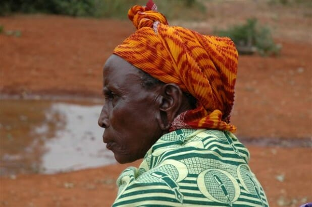 profile of Kenyan Woman