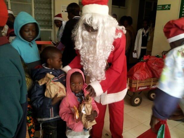 AMPATH Christmas_Santa