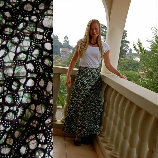 Green skirt_1
