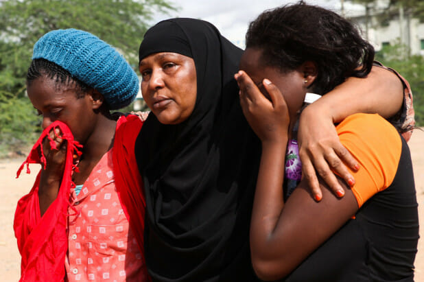 147 die in an attack on Kenyan university